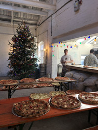 Christmas Party at Dig Brew