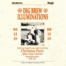 Dig Brew Illuminations