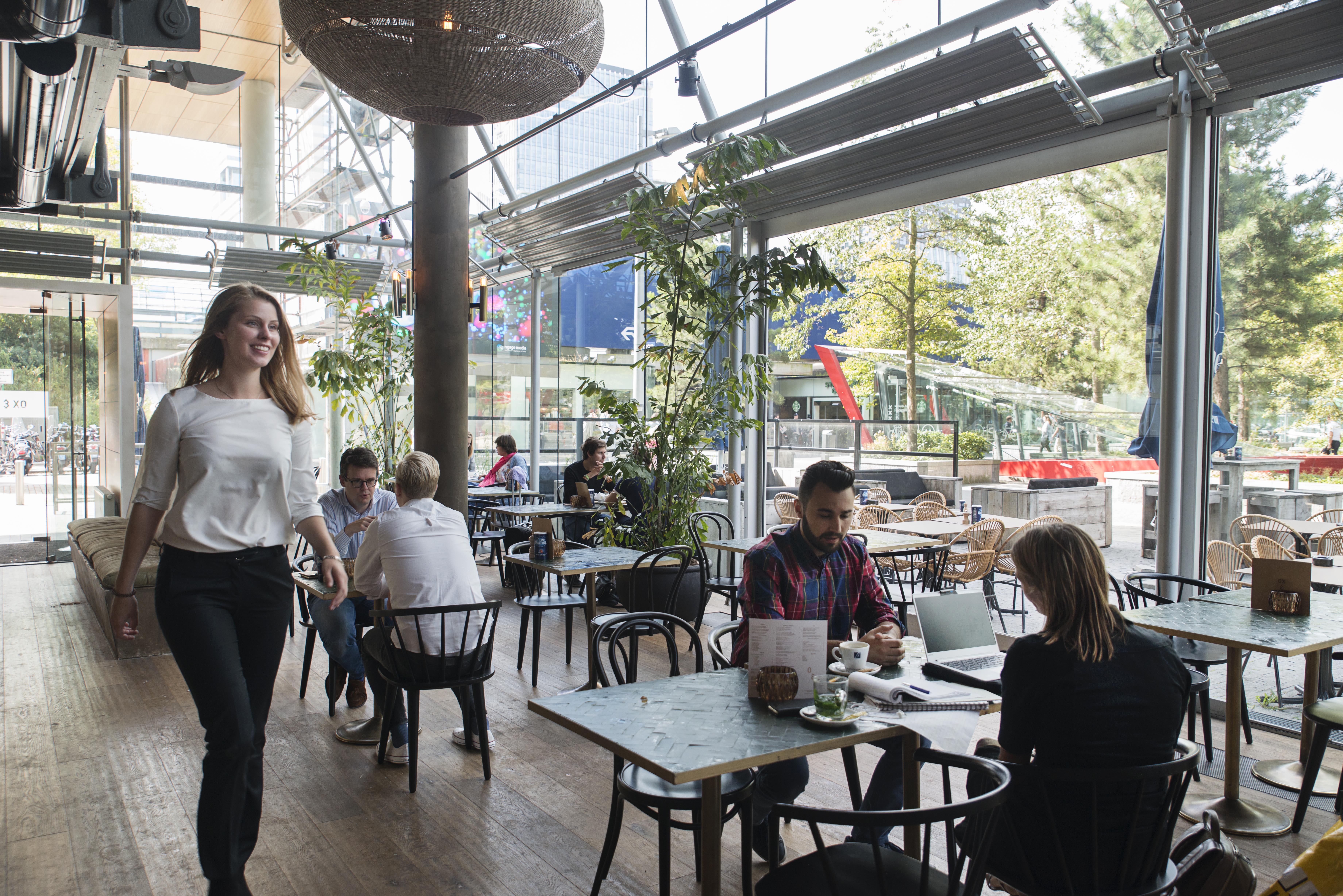 WTC - restaurant Ox & Bucks