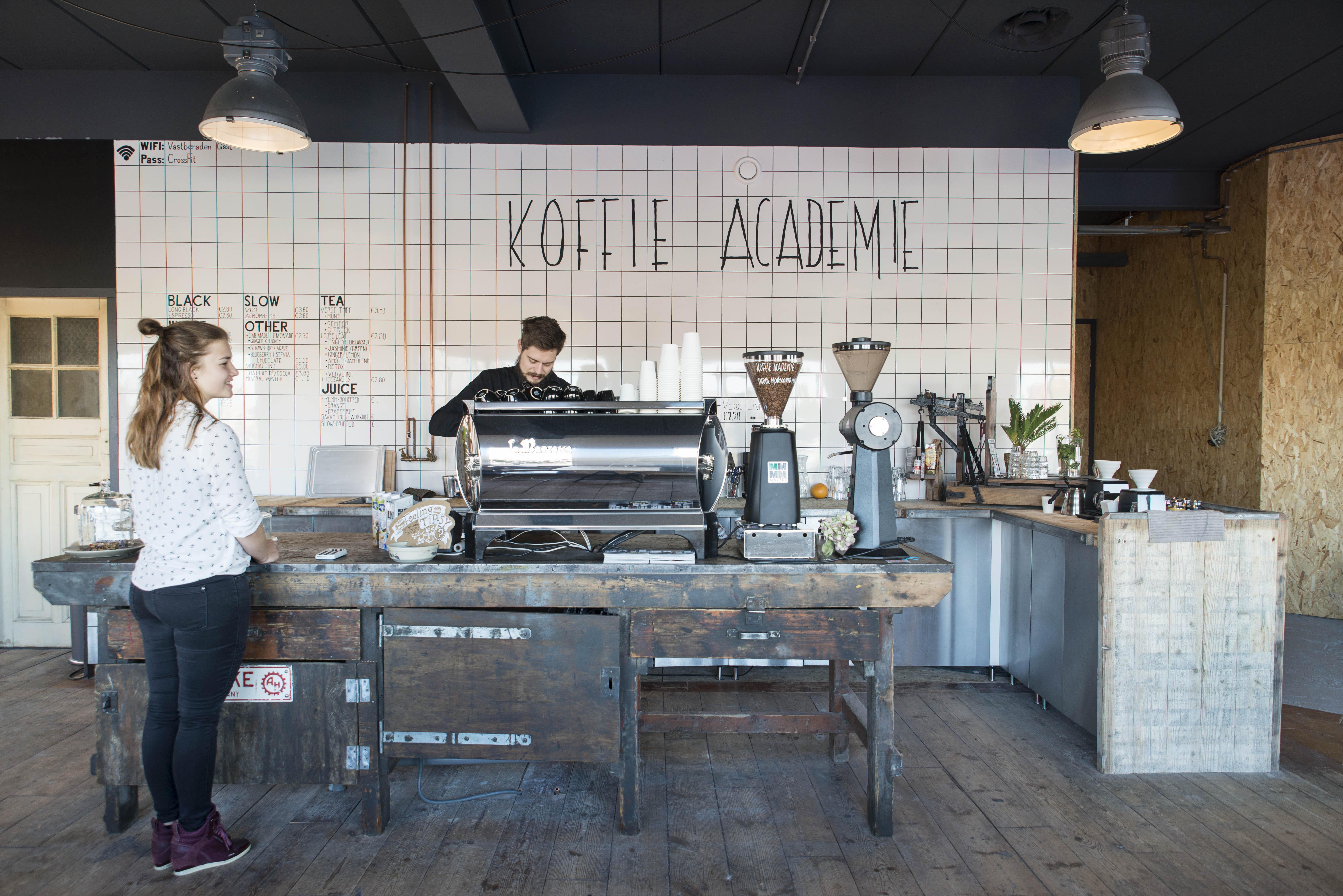 Koffie Academie