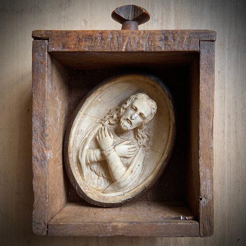 Meerschaum of Christ, a tiny treasure