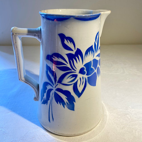 Antique Digion Sarreguemines 'Jacky' pitcher