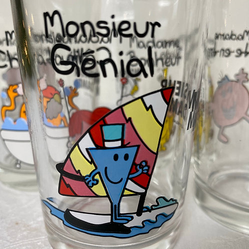 French Mr Men glasses