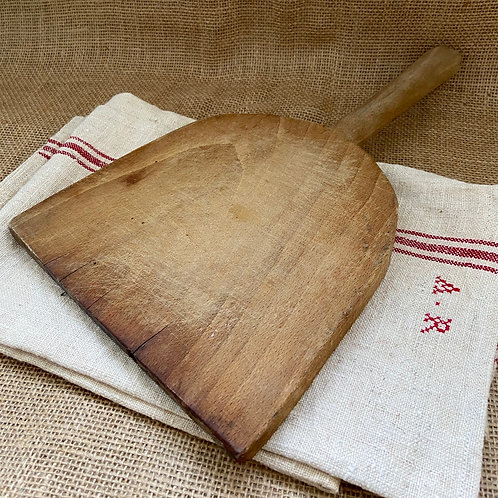 Vintage washing paddle cheese board