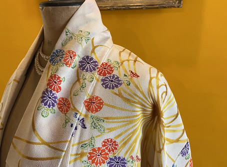 Quintessentially French Kimonos and the Belle Époque