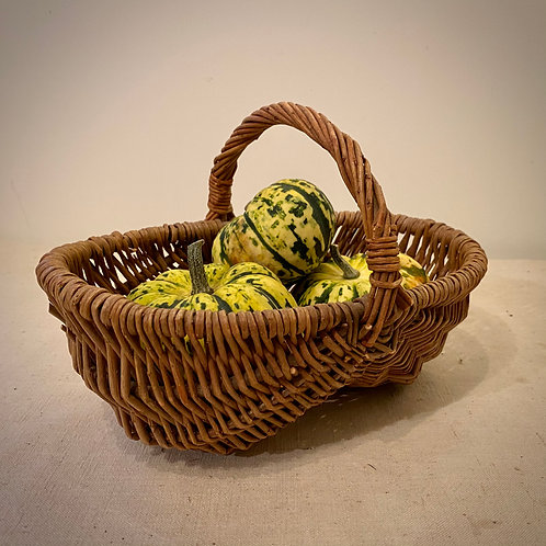 French market baskets, vintage and lovely