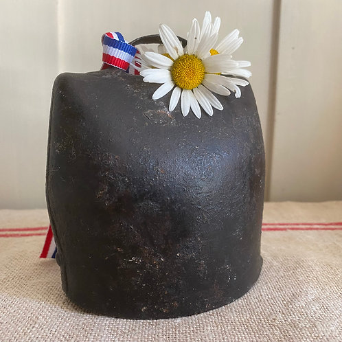 Antique Normandy cow bell