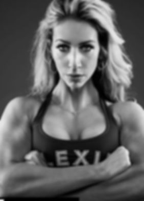 Thank you _dlphotodesign I ❤️ looking strong! #strong #strongnotskinny #strongwomen #muscle #girlswi