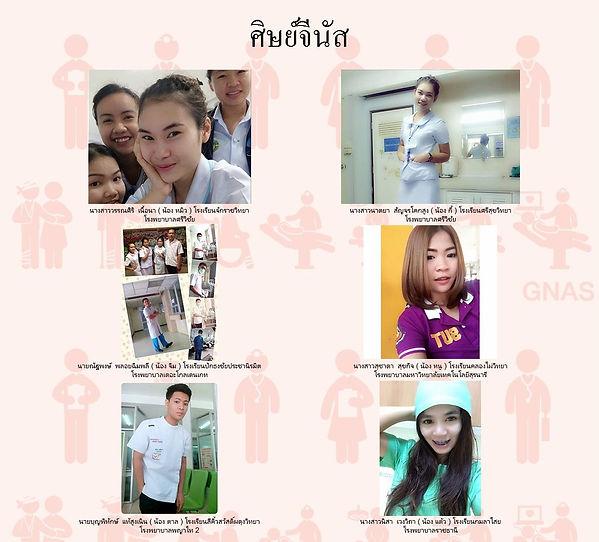 ศิษย์เก่า | ประเทศไทย | โรงเรียนจีนัสบริบาลและภาษา