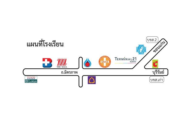 ติดต่อเรา | ประเทศไทย | โรงเรียนจีนัสบริบาลและภาษา