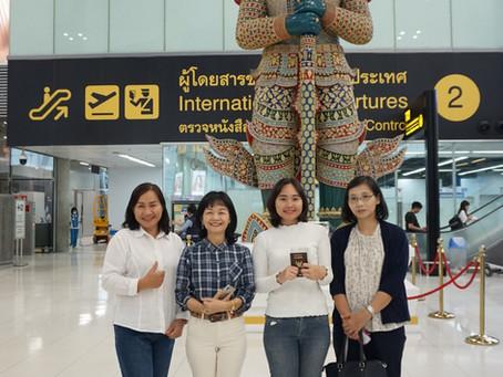 นักเรียนรับทุนไปเรียนต่อที่ประเทศญี่ปุ่น สาขาบริบาล คนแรกของประเทศไทย