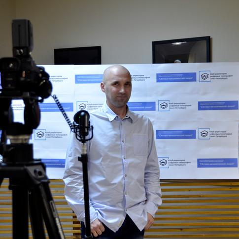 Александр Ступанс - завод Morgana