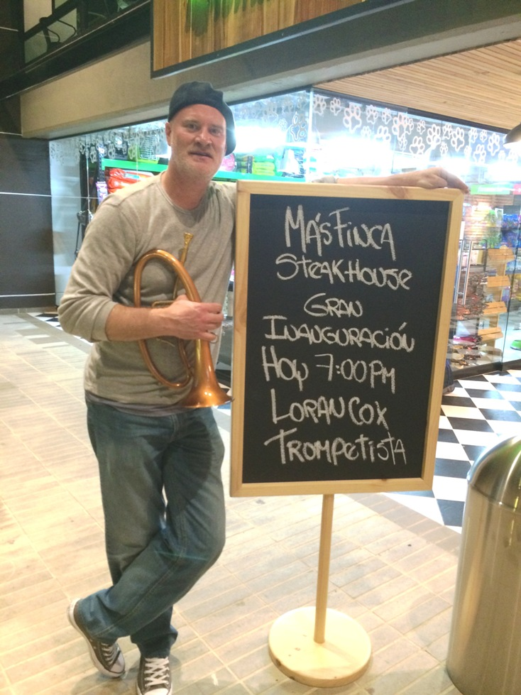 Loran Cox | Medellin | MasFinca 1