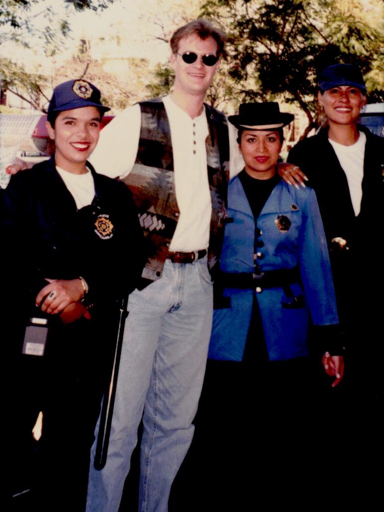 Loran Cox | Guadalajara | Policias Bonitas