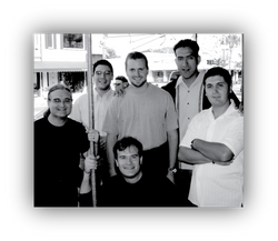 Loran Cox, Abel Pabon, Remy Taveras, John Michalak, Jose Gregorio & Carlos Iturralde | Miami Project
