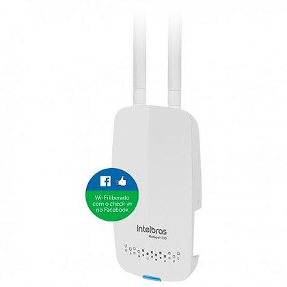 Roteador wireless com check-in no Facebook
