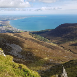 Airy Slieve Commedagh