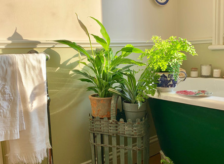 Our Victorian Bathroom re-vamp