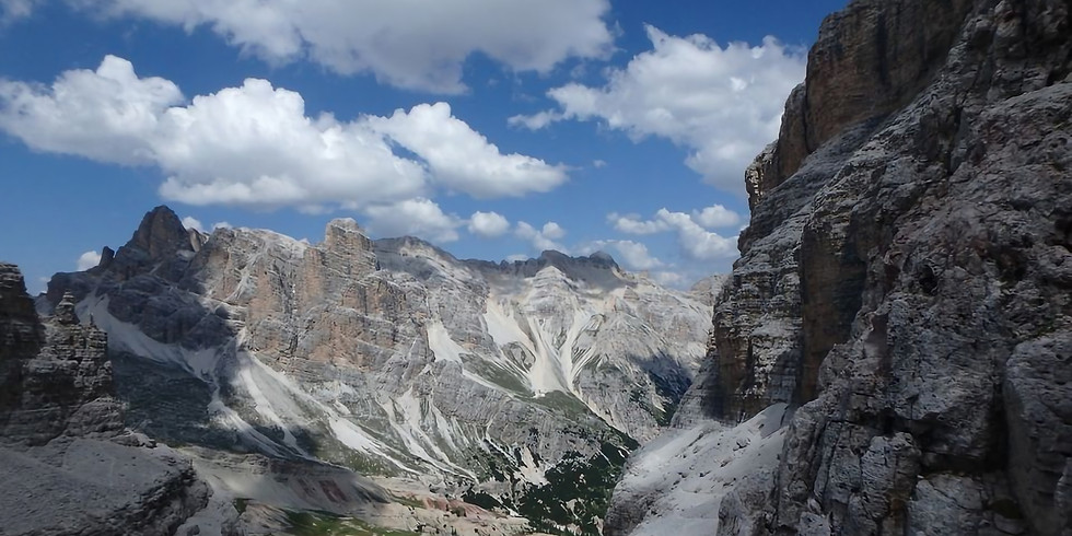 Strengthening Your Perseverance - Workshop in the Dolomites