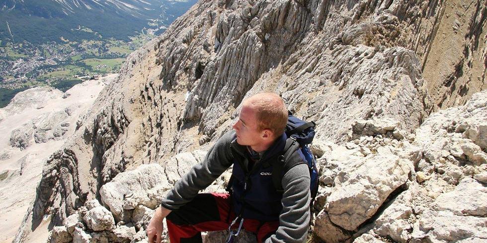 Workshop for men in Italian Dolomites, July 2019