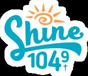 Shine 104.9 logo.png