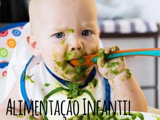 SOBRE ALIMENTAÇÃO INFANTIL