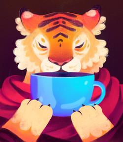 Tea Tiger