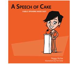 """""""A Speech of Cake"""" book"""