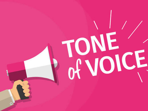 Developing the right tone of voice for your business