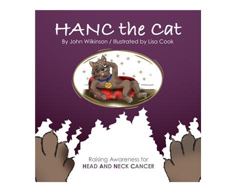 """""""HANC the CAT"""" book"""