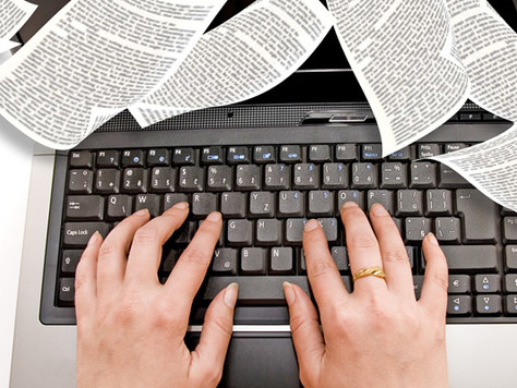 The changing role of the copywriter