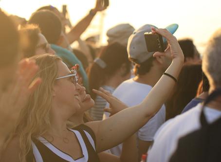 Les Selfies et l'image de soi