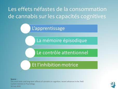 Cannabis et capacités cognitives
