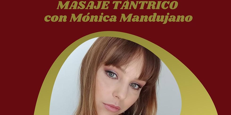 Taller Hablemos de Masaje Tántrico con Mónica Mandujano