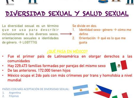 DIVERSIDAD SEXUAL Y SALUD SEXUAL (Nicole Eden)