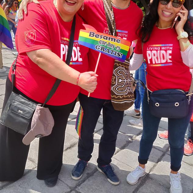 Marcha LGBTQ+ 2019