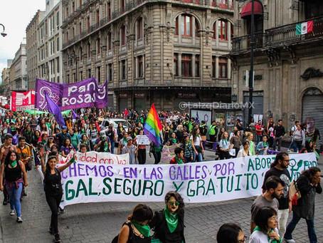 La marea verde: de frente por los derechos sexuales