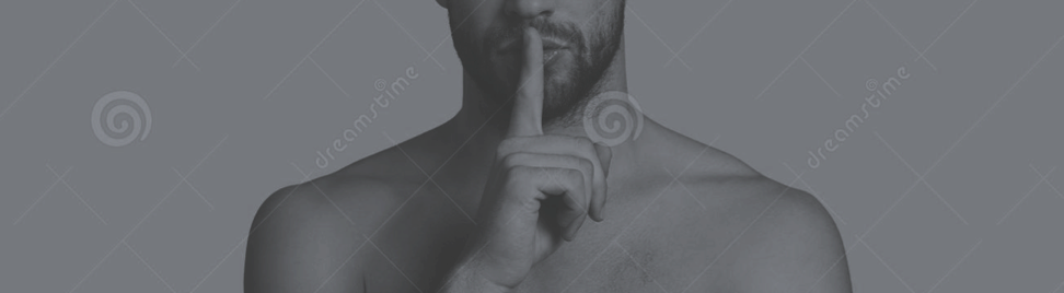 Shhh... stock photo. Image of ethnicity, male, care - 104928596