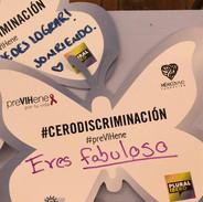 Capaña cero discriminación