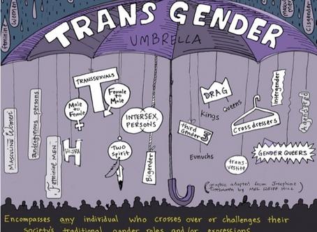 Vivir con VIH siendo transgénero
