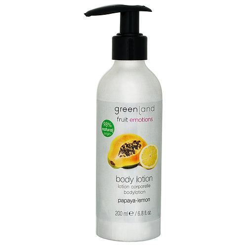 Bodylotion, Papaya - Lemon