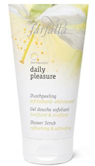 Duschpeeling daily pleasure, 150ml