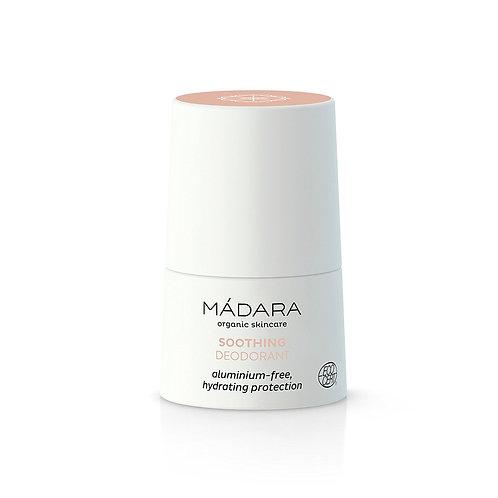 MÁDARA Soothing Deodorant, Aluminiumfrei, 50ml
