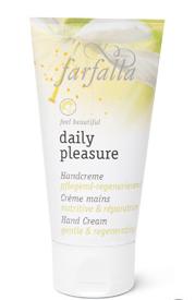 Handcreme daily pleasure, 50ml