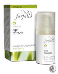 Straffendes Augenfluid Age Miracle 15ml