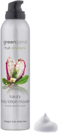 Bodylotion Mousse, Drachenfrucht - Weisser Tee