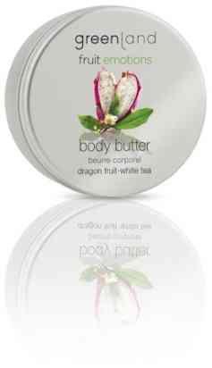 Body Butter, Drachenfrucht - weisser Tee