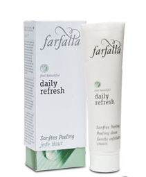 Sanftes Peeling Daily Refresh 30ml