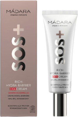 SOS Rich Hydra Barrier CICA Cream 40ml