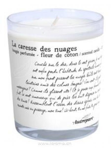 "Cotton Flower Duftkerze ""Autrepart"" 140g"